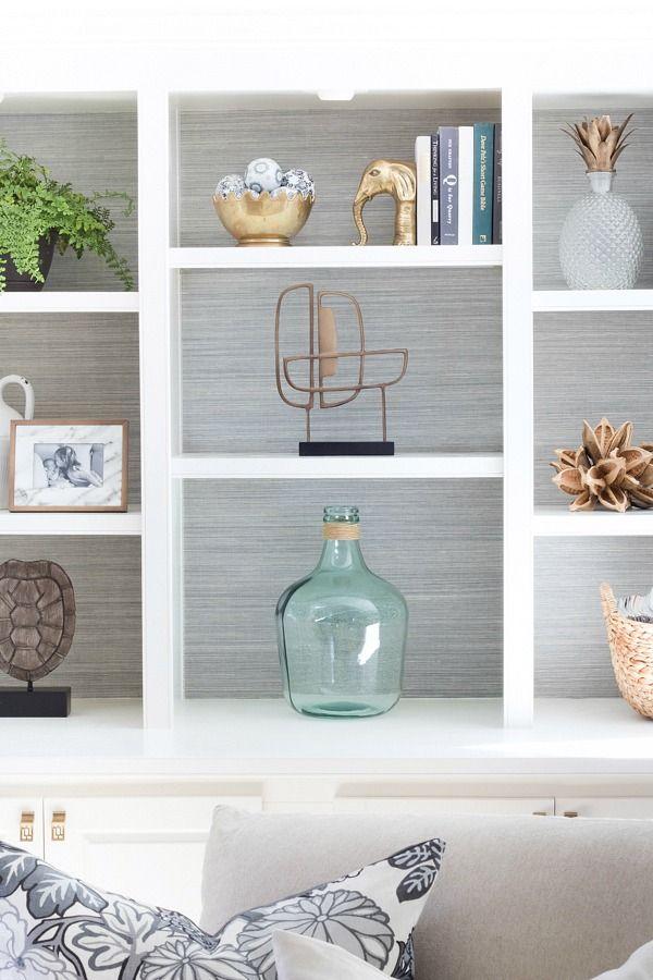 Best 25 Wallpaper Bookshelf ideas on Pinterest Cheap bookcase