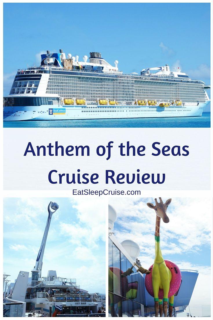 Bermuda cruise deals best cruises to bermuda - 5 Day Anthem Of The Seas Review Bermuda
