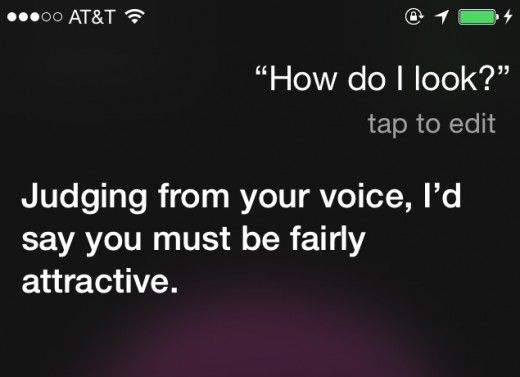 """This is a list of 100 funny things to say to Siri. Try it out! Ask funny questions like """"What is zero divided by zero?"""" Find out what Siri for the iPhone 6 and iPhone 6 Plus has to say!"""