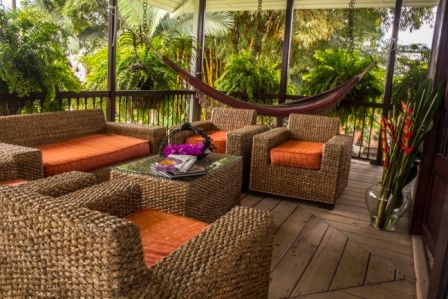 areas para el descanso y la contemplacion de la naturaleza