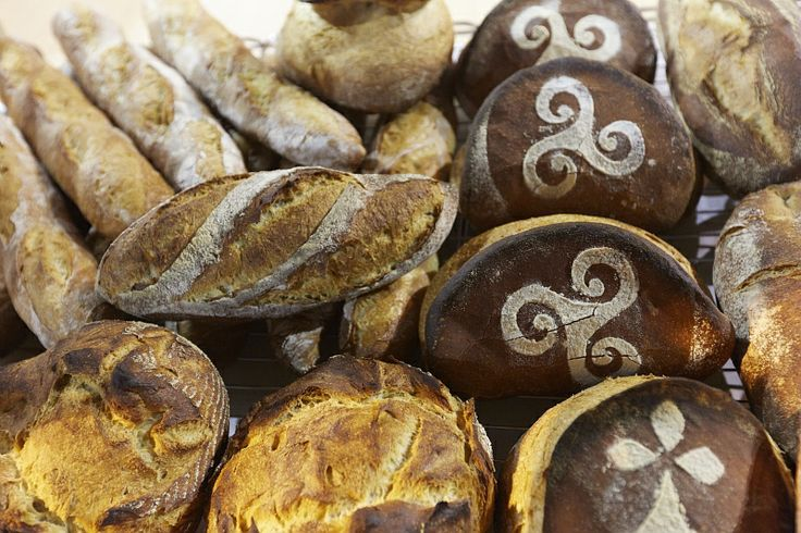 © Emmanuel Pain - Région Bretagne / Parce que le pain breton est meilleur ! #Bretagne #Brest #Gourmandise #FeteBretagne