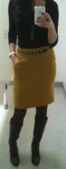 Love.. Great fall teaching outfit