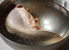 Кулинарный практикум: как сварить говяжий язык | Вкусный блог - рецепты под настроение