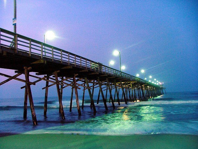 14 best images about paradise emerald isle on pinterest for Bogue inlet fishing pier emerald isle nc