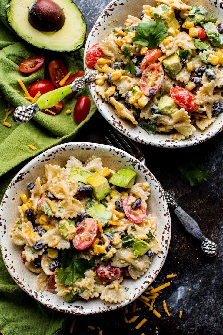 Southwestern Pasta Salad. Perfection!