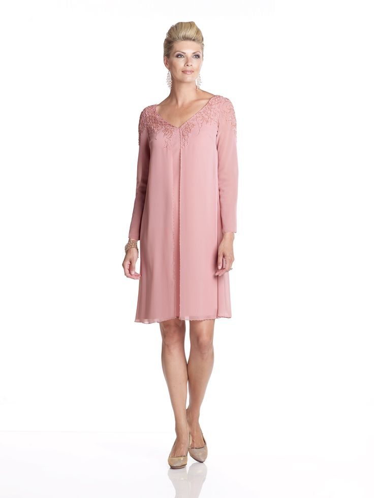 32 best Spring 2014 ~ Pink Special Occasion Dresses images on ...