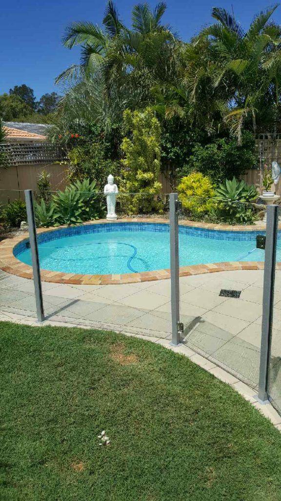 Best Pool Fence Ideas 2019 inground diy safety natural