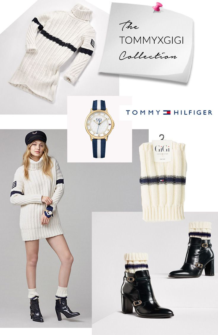 TOMMYXGIGI A Special Collection by Gigi Hadid & Tommy Hilfiger - Don't Cramp My Style