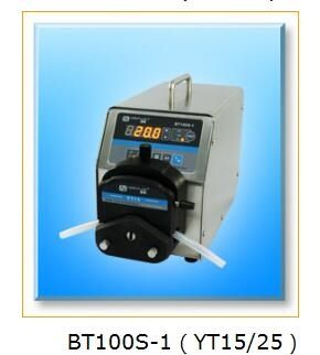 550.00$  Watch more here  - BT100S-1  YT25  Industrical Medical Lab Basic Variable Speed Water Fluid Dosing Pump Dosing Peristaltic Pump 0.17-720ml/min