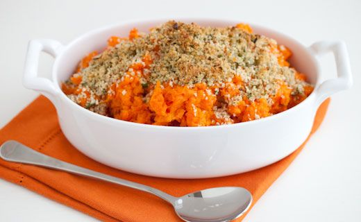 Epicure's Carrot and Yam Casserole