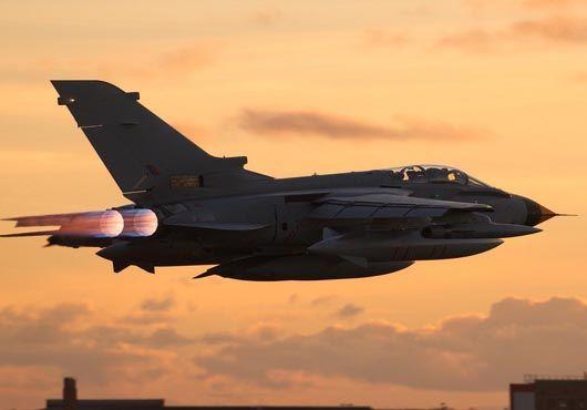 RAF Panavia Tornado