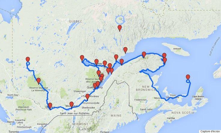 Le roadtrip ultime à travers le Québec : Des idées pour vos vacances dété?