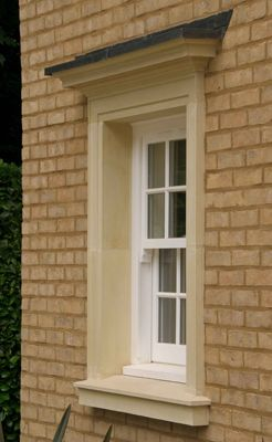 Cast Stone Window Surrounds