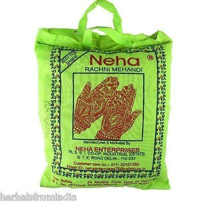 Henna Paste and Powder: 4X 250 Gm Neha Rachni Mehandi Henna Body Art Hand Art Tattoo Hair Color -> BUY IT NOW ONLY: $42.0 on eBay!