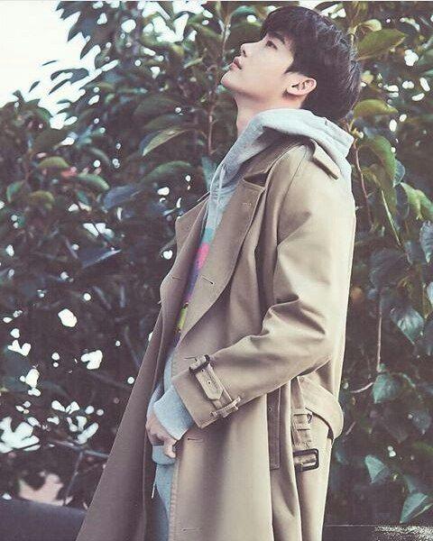 Lee Jong Suk For Ceci Korea November 2016