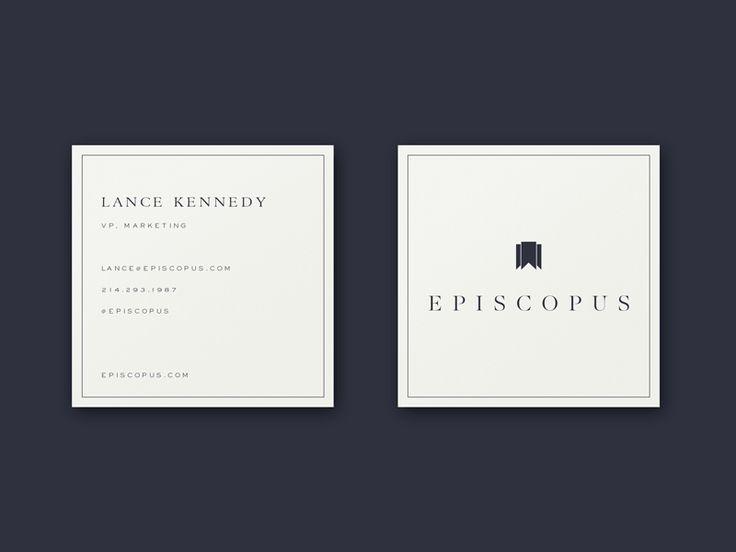 Psdrepo Square Business Card Mockup