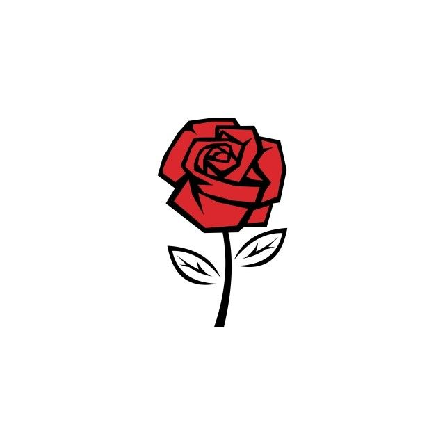 45++ Vector rose information