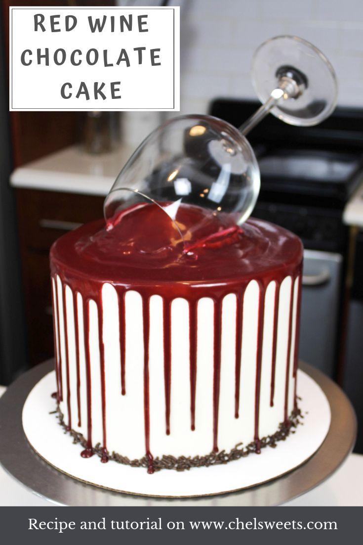 Vous aimez le vin rouge ET le chocolat? Alors cette recette de gâteau au vin rouge est faite pour vous! Vous pouvez …   – Layer Cake Recipes and Tutorials