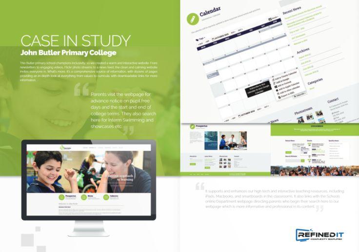 School Websites Perth | Refined IT - Perth WARefined IT & Perth IT Support Professionals