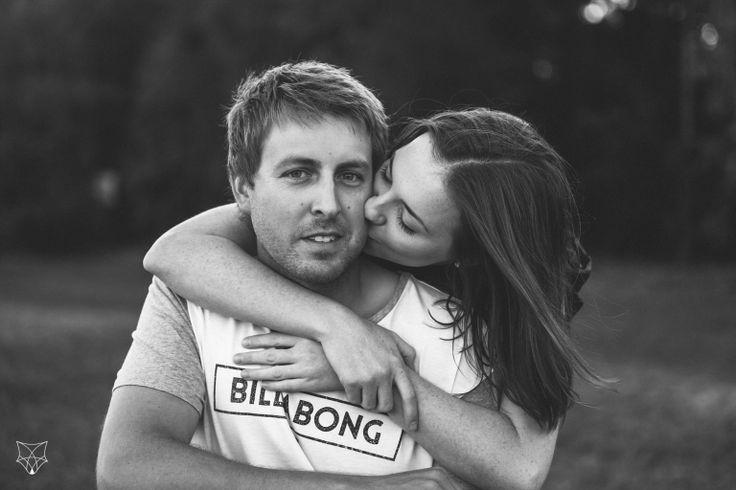 Amy + Ron | Romantic park engagement session | White Fox Studios