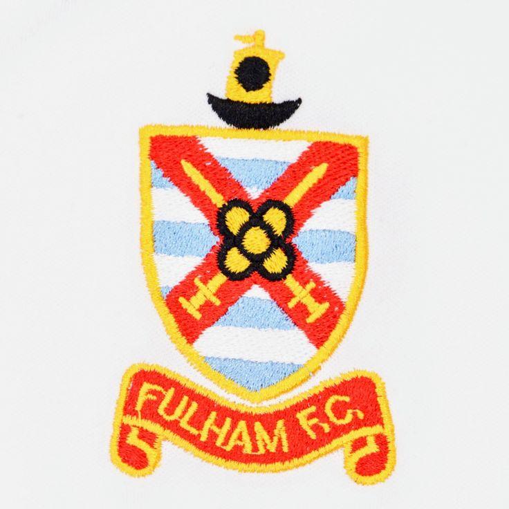 Fulham crest.