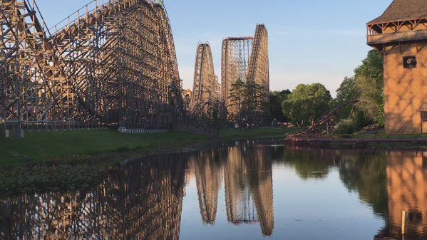 "El Toro... Roller coaster ""perfection"" in every way! @SFGrAdventure https://t.co/4jraOqT7U8"