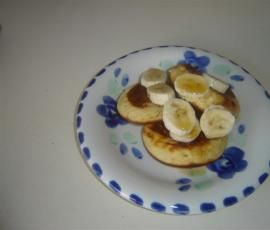 Recipe Buttermilk Pancakes by Trisha's Thermomix - Recipe of category Basics