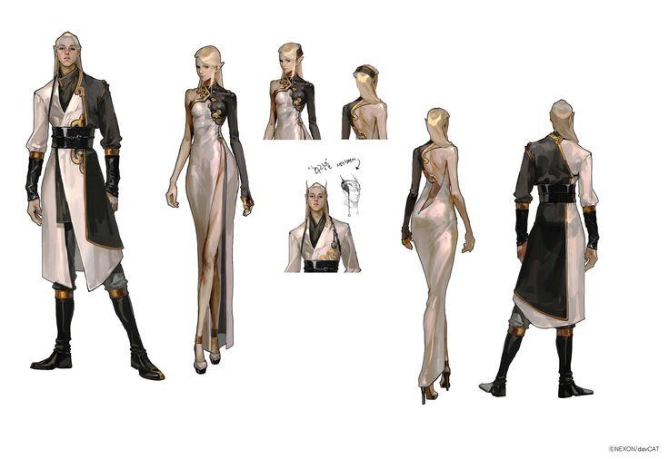 ArtStation - Mabinogi2 Concept, Han AhReum