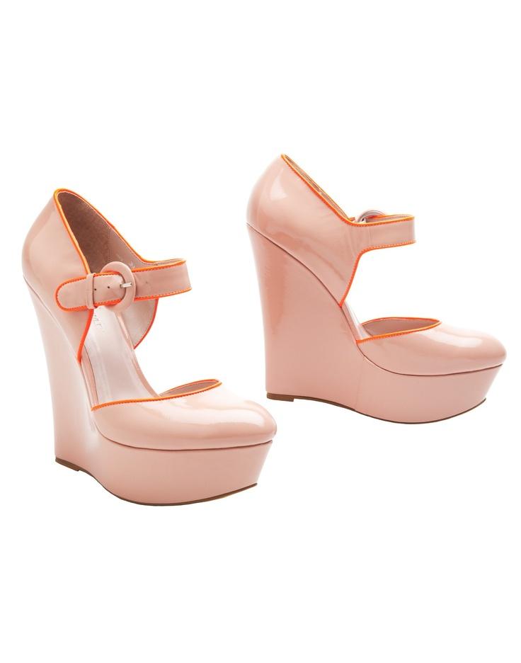 SALE- Cynthia Rowley- $209: Favorite Things, Cynthia Rowley, Shoes Fit, Happy Feet, Miles High, Platform Shoes, Fit Wear, High Platform, Fantasy Closet