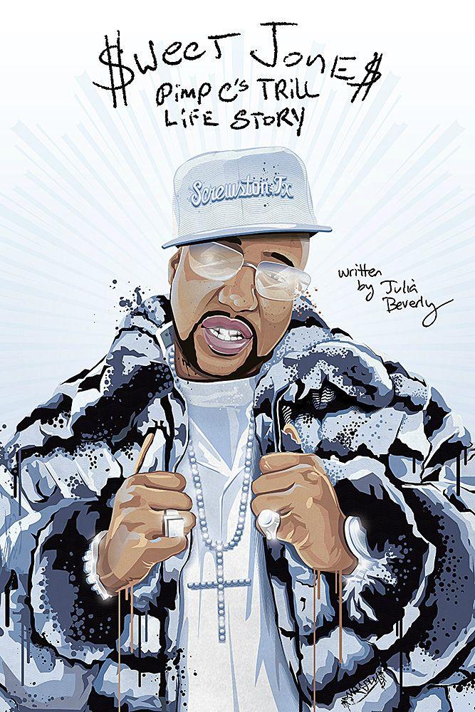 Kidd Kidd (@ItsKiddKidd) Reads 'Sweet Jones: Pimp C's Trill Life Story' On @DJSmallzEyes