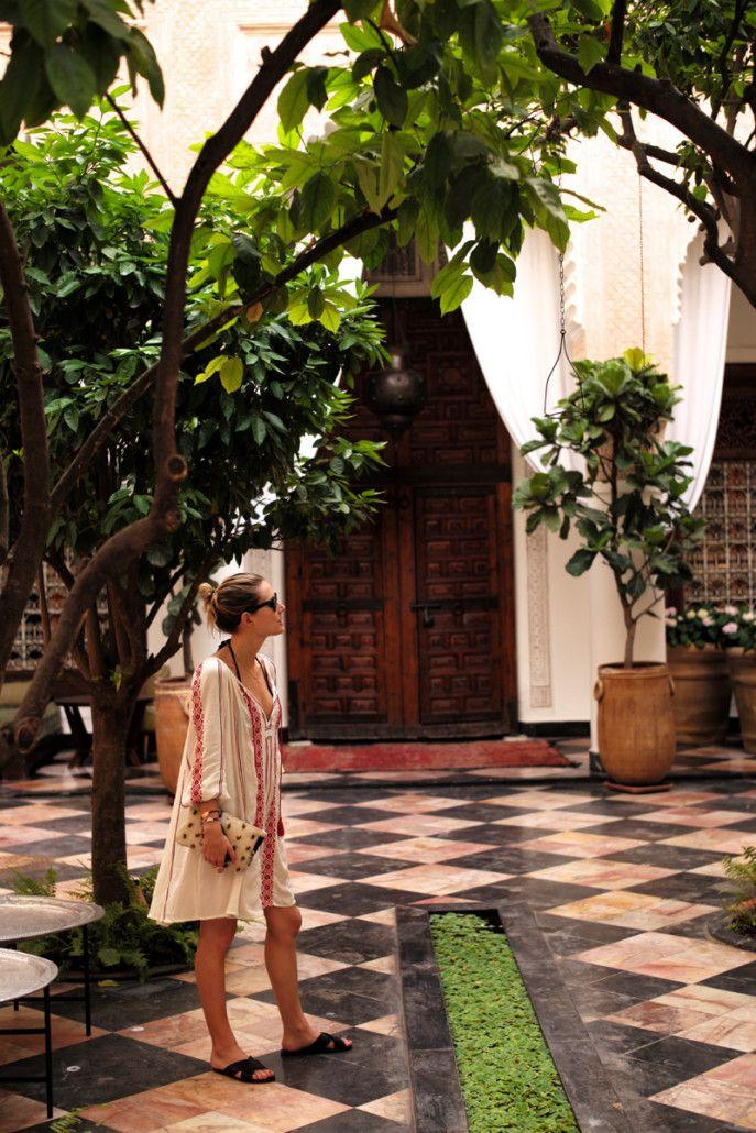Fashion Me Now: Morocco Photo Diary