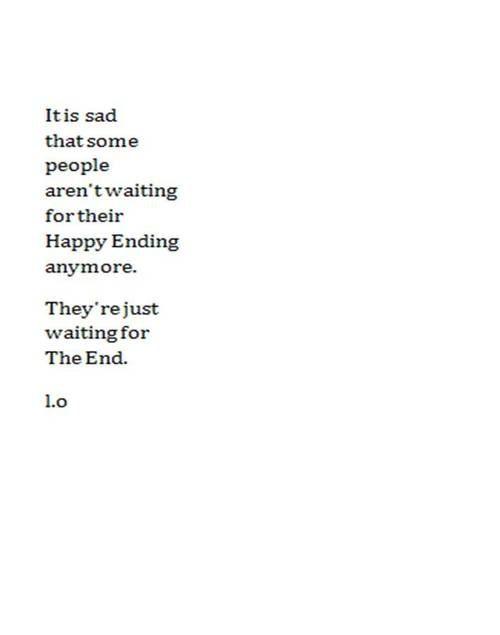 end of relationship depression