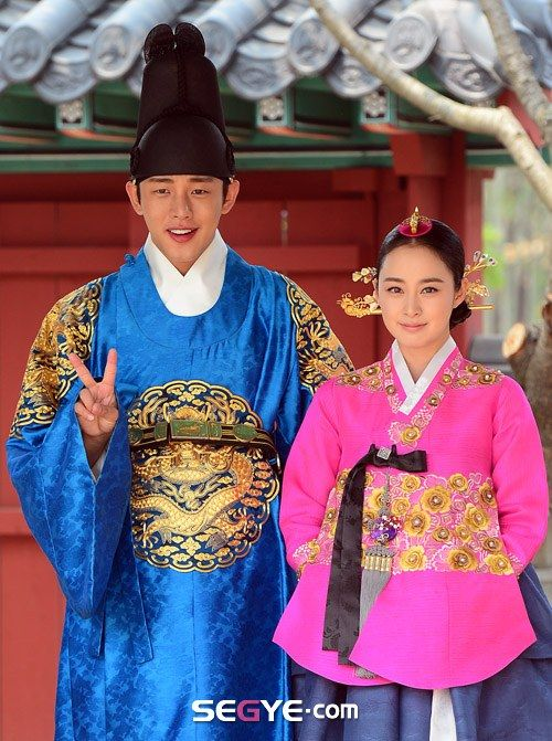 Kim Tae Hee and Yoo Ah In Meet the Press for Jang Ok Jung, Live in Love | A Koalas Playground