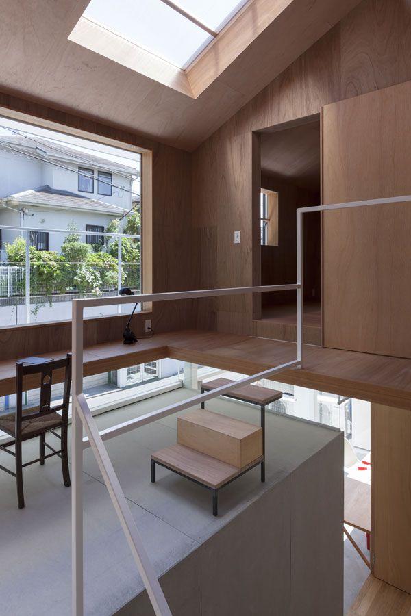 川西の住居 « Tato Architects – タトアーキテクツ / 島田陽建築設計事務所