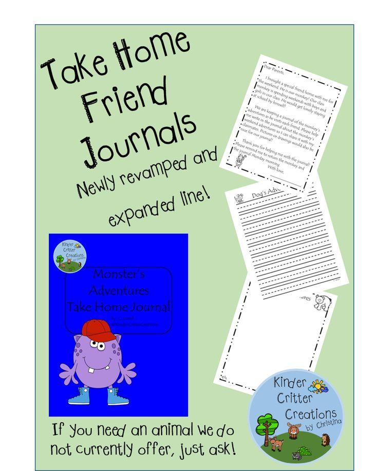 Favorite stuffed animal day writing activities