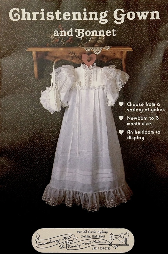 17 best christening gowns images on Pinterest | Christening ...