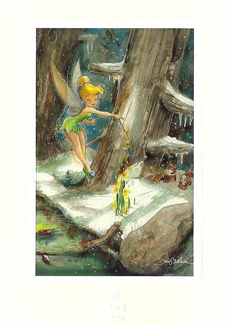 Disney - Tinkerbell Winter Magic