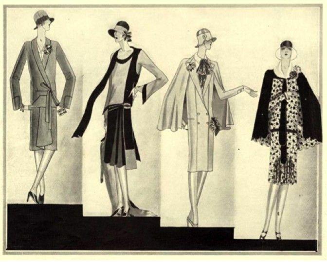 abiti chanel anni 20 - Cerca con Google