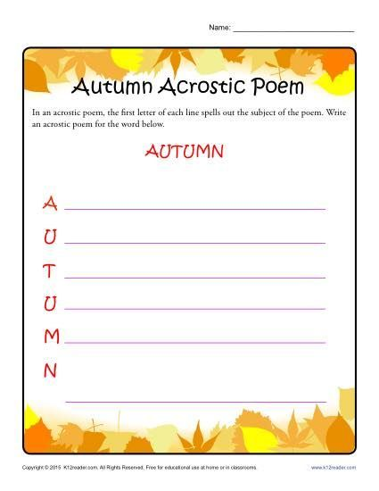poetry writing prompts for elementary students This set of creative writing prompts on printables will be a great way to get your  children writing poetry they describe how to compose three.