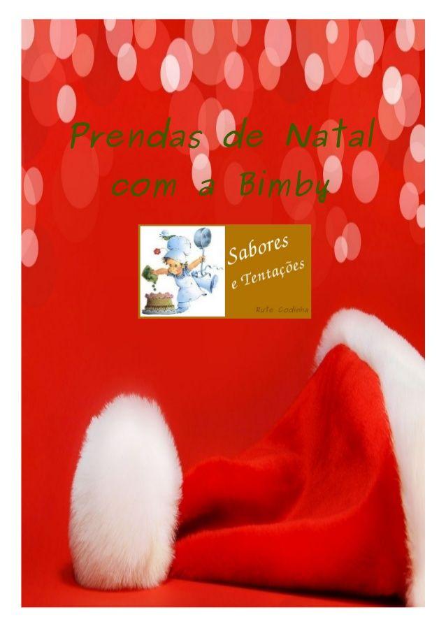 Bimby - Prendas de Natal com a Bimby
