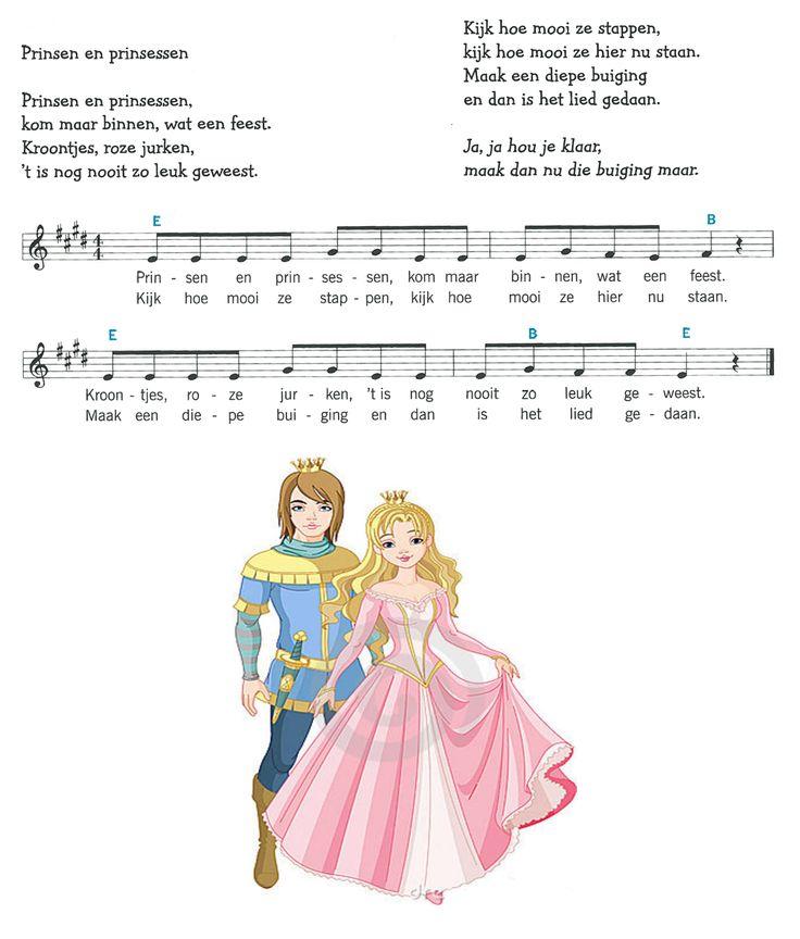 liedje: Prinsen en Prinsessen / carnaval