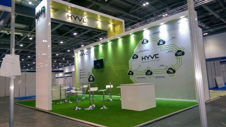 Hyve. The Business Show Excel - 2014 London