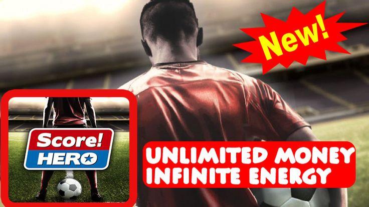 Score! Hero MOD APK 1.70 – Unlimited Money, Energy