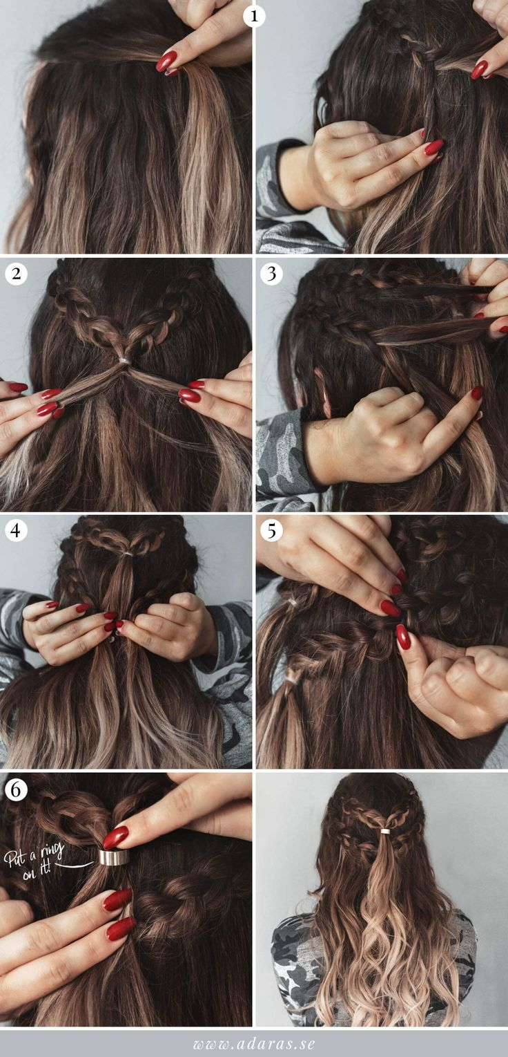 25 braided hair inspirations that you need to try