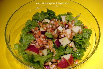 Ταξίδι στις γεύσεις!!!: Αρχαιοελληνική σαλάτα