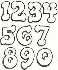 Resultado de imagen para moldes abecedario para hacer en foami