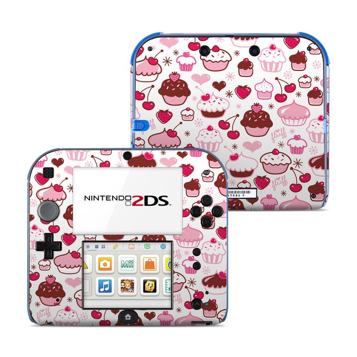 Nintendo 2DS Skin - Sweet Shoppe by Fluff | DecalGirl
