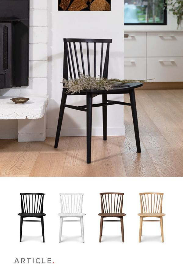 Rus Black Dining Chair Black Dining Chairs Dining Chairs World