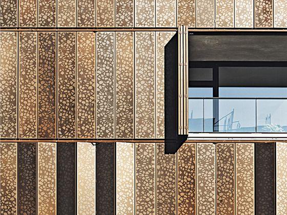 Dynamic facade - Housing in Berlin-Grüntuch Ernst Architecten