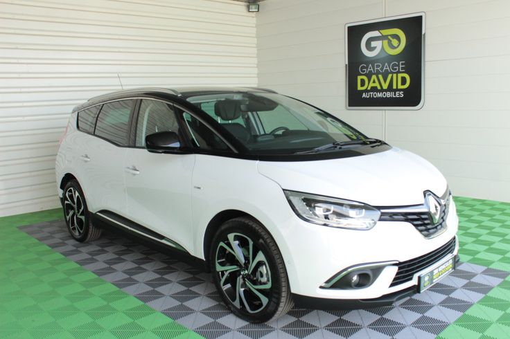 Renault Grand Scenic IV 1.6 dci 130 energy intens edc